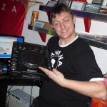 Resident DJ Gu
